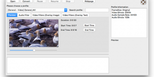 Cut Video on Mac